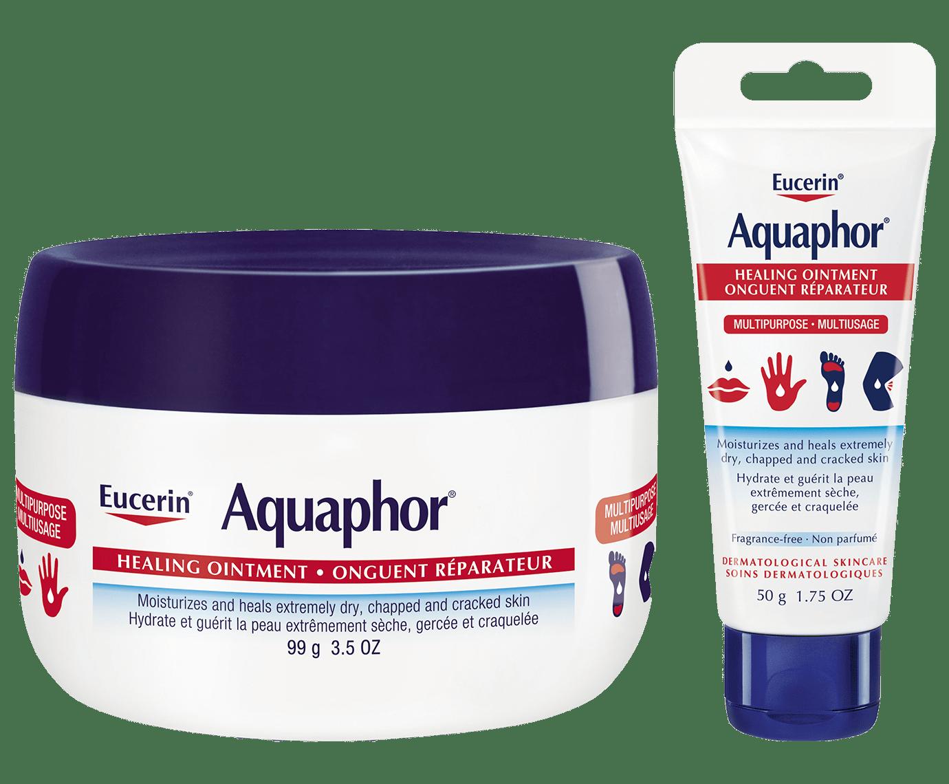 Eucerin Aquaphor Skin Protectant Ointment Damaged Skin