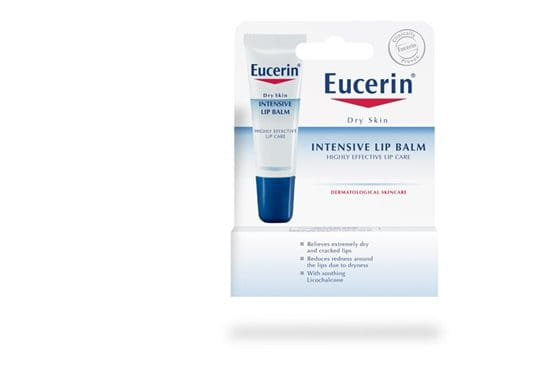 Eucerin Intensive Lip Balm for dry to extremely dry lips