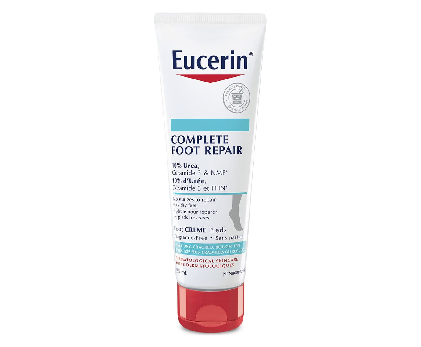 Eucerin Repair Foot Creme 10 Urea