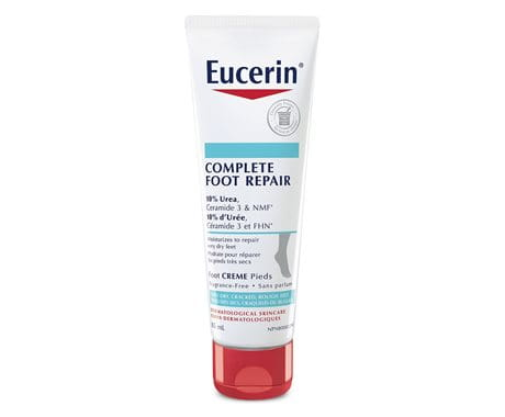 Eucerin Repair Foot Creme 10% Urea for dry to extremely dry feet